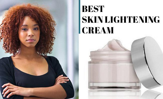 The Best Skin Lightening Creams