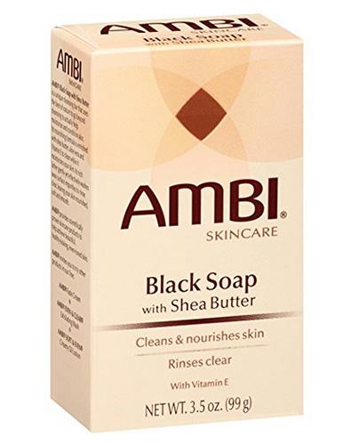 Ambi Black Soap Lighten Skin