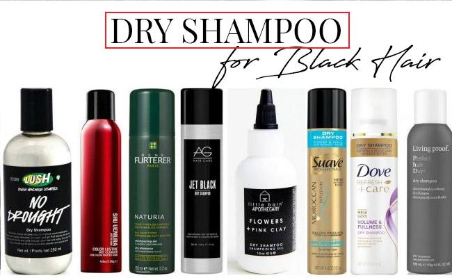 Best Dry Shampoo for Black Hair