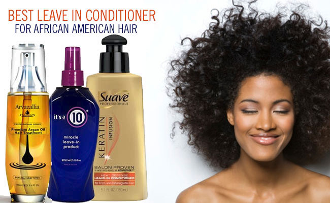 Best Leave in Conditioner for African American Hair