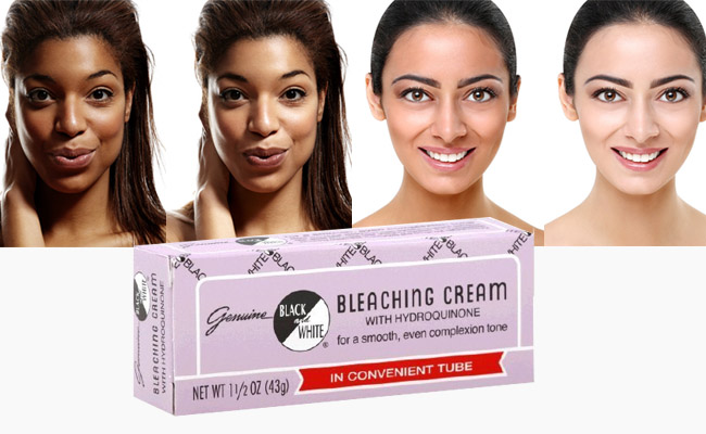 Black and White Bleaching Cream Review