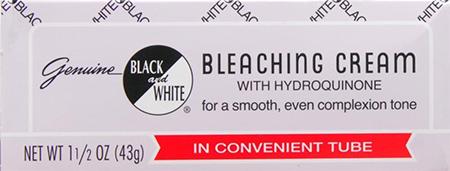Black and White Bleaching Cream