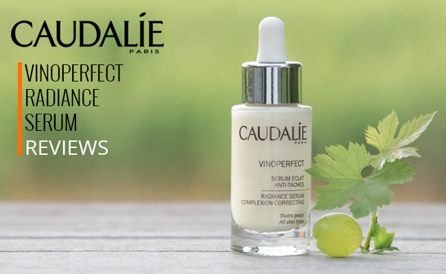 Caudalie Vinoperfect Radiance Serum reviews