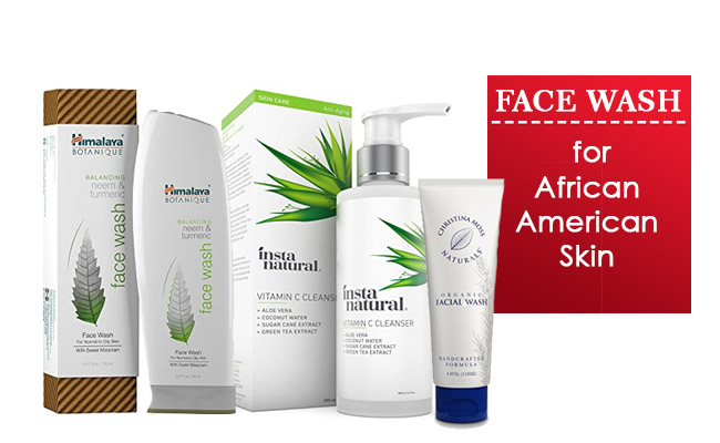 Face Wash for African American Skin Reviews