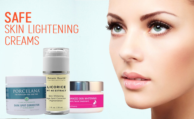 Safe Skin Lightening Creams Reviews