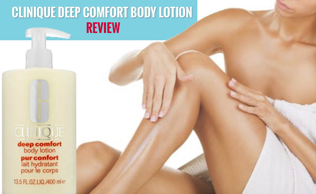 Clinique Deep Comfort Body Lotion Review