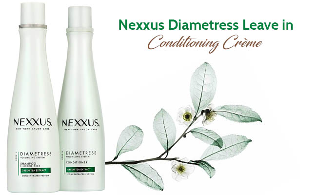 Nexxus Diametress Leave-in Conditioning Crème Review