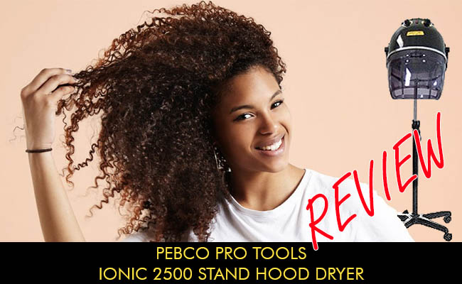 PEBCO Pro Tools Ionic 2500 Stand Hood Dryer Review