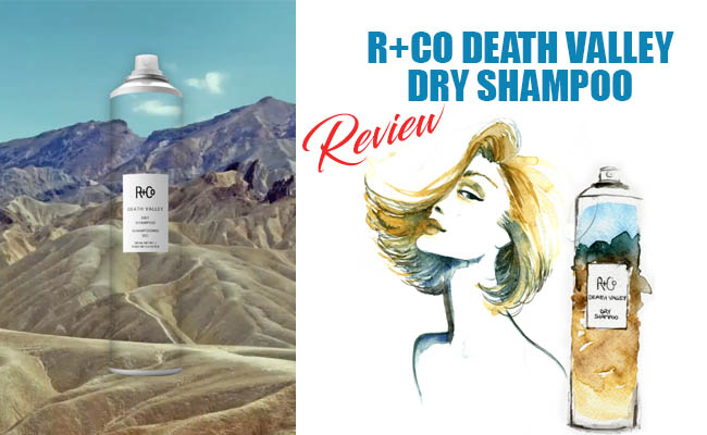 R+Co Death Valley Dry Shampoo Reviews