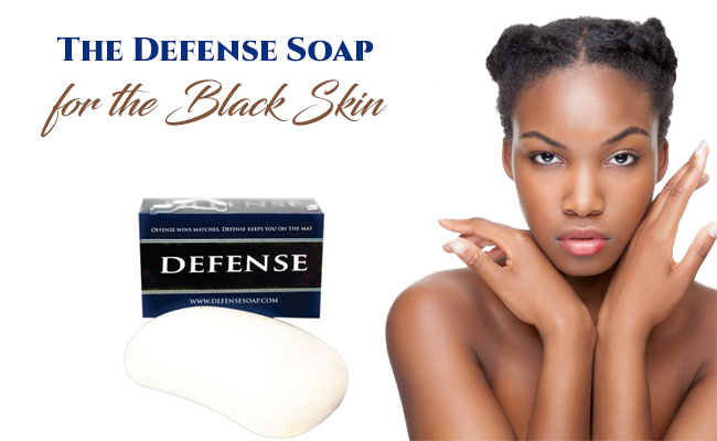 The Defense Soap for the Black Skin Review