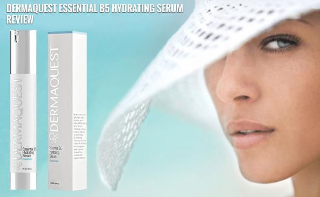 DermaQuest Essential B5 Hydrating Serum Review