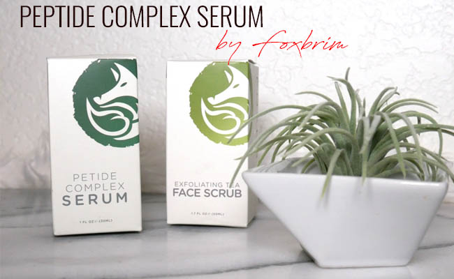 Peptide Complex Serum Review