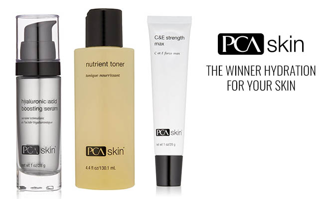PCA SkinThe Winner Hydration for Your Skin
