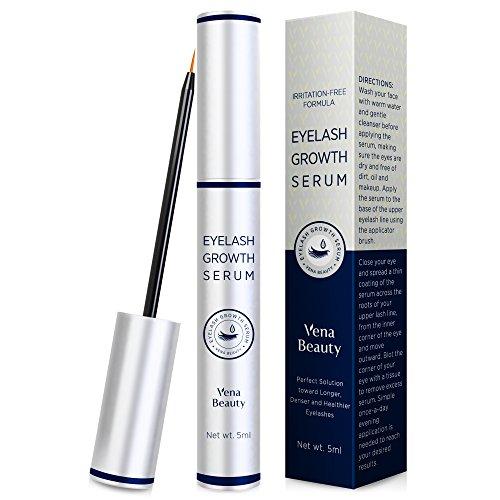 Advanced Eyelash & Eyebrow Growth Serumby Vena Beauty review
