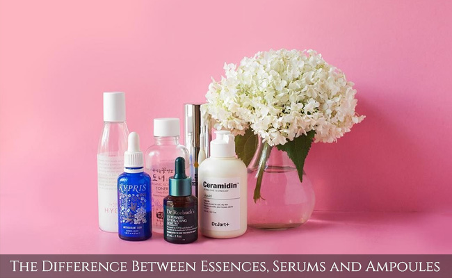 essences serum ampoules