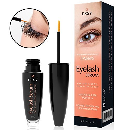 Eyelash Growth Serum for Lash and Browby Essy review