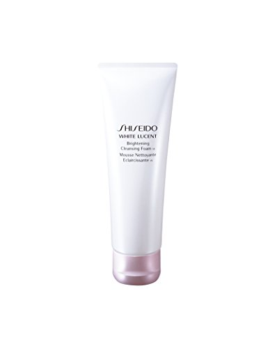 Shiseido White Lucent Brightening Cleansing Foam review