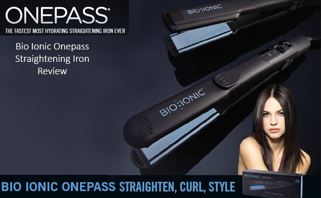 Bio Ionic Onepass Iron Review