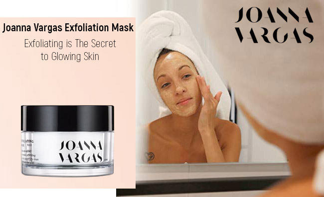 Joanna Vargas Exfoliation Mask Review