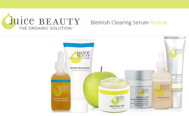 Juice Beauty Blemish Clearing Serum Review