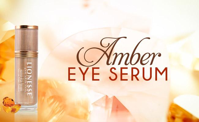 Lionesse Amber Eye Serum Review
