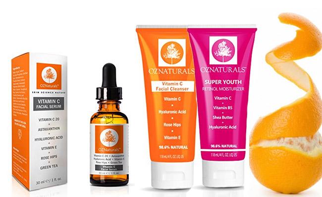 Oz Naturals Vitamin C Serum Reviews