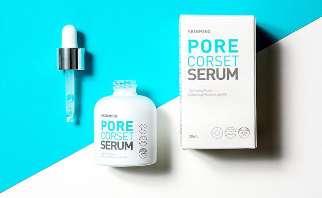Pore Corset Serum by Skinmiso Review