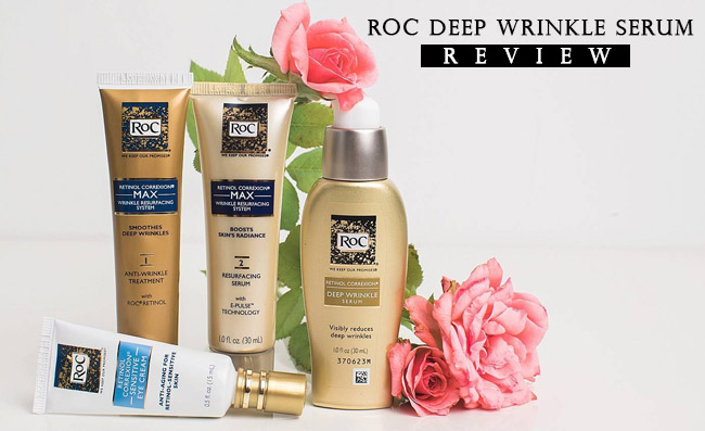 RoC Deep Wrinkle Serum Review