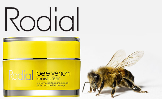 Rodial Bee Venom Moisturizer Review