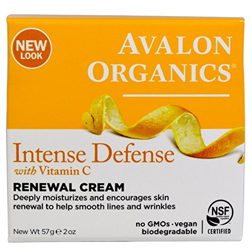 Avalon Organics Vitamin C Renewal Crème