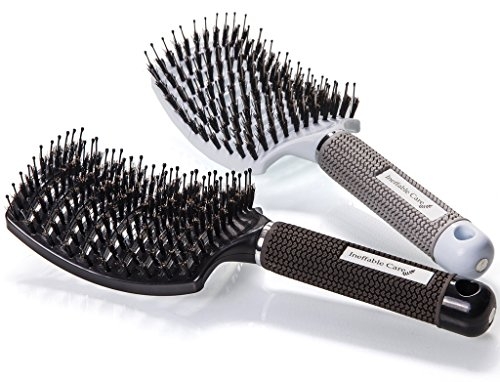 Boar Bristle Hair Brush set review