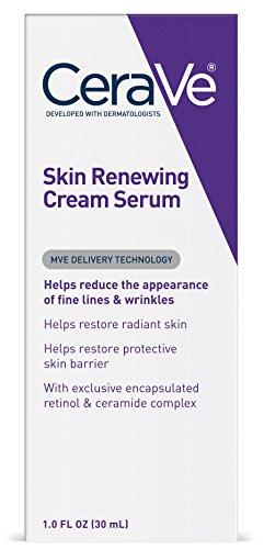 Cerave Skin Renewing Cream Serum review