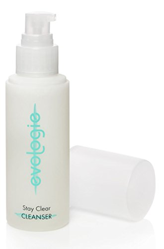 Evologie Stay Clear Non-drying Facial Cleanser