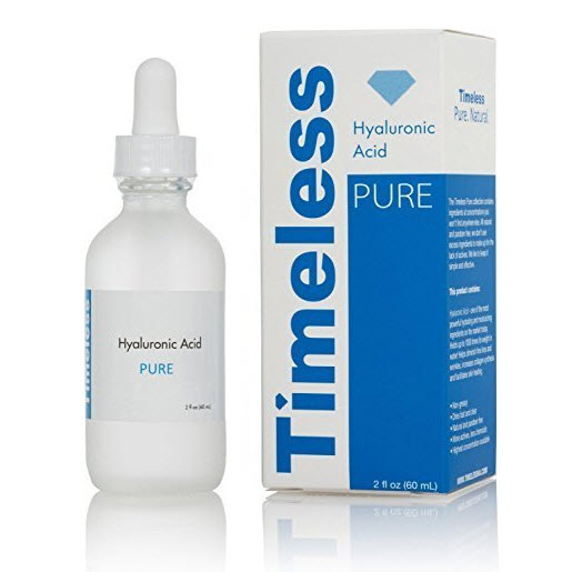 hyaluronic acid serum by Timeless - does it work?