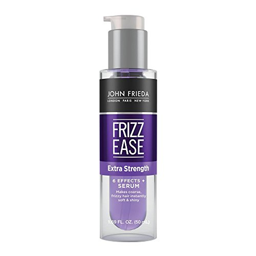 John Frieda Frizz Ease Extra Strength 6 Effects+ Serum review