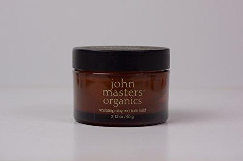 John Masters Organics Hair Texturizer, Bourbon Vanilla and Tangerine