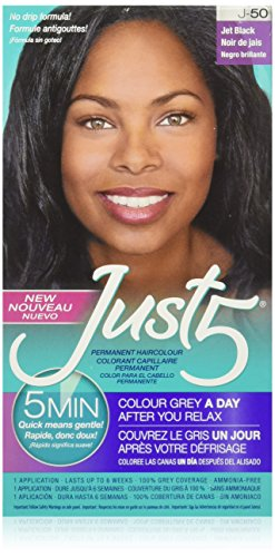 Just 5 5 Minute Colorant, Natural Jet Black. review