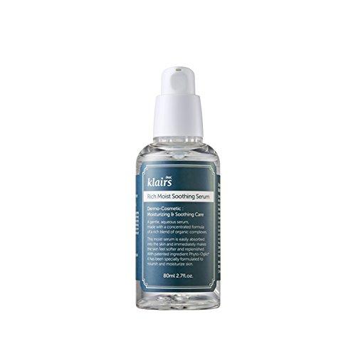 Klairs Moist Soothing serum - does it work?