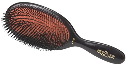 Mason Pearson Extra Large Pure Boar Bristle Hair Brush B, review