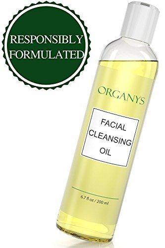 Organys Gentle Facial Cleansing Oil & Makeup Remover(
