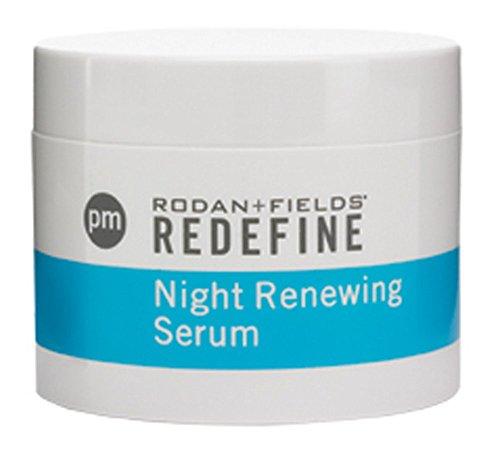 Rodan and Fields Redefine Night Renewing Serum - does it work?