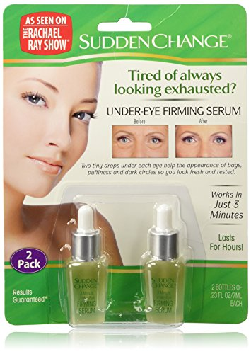 the Sudden Change Under-Eye Firming Serum review