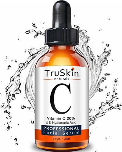 Vitamin C 20% E & Hyaluronic Acid serum from TruSkin Naturals