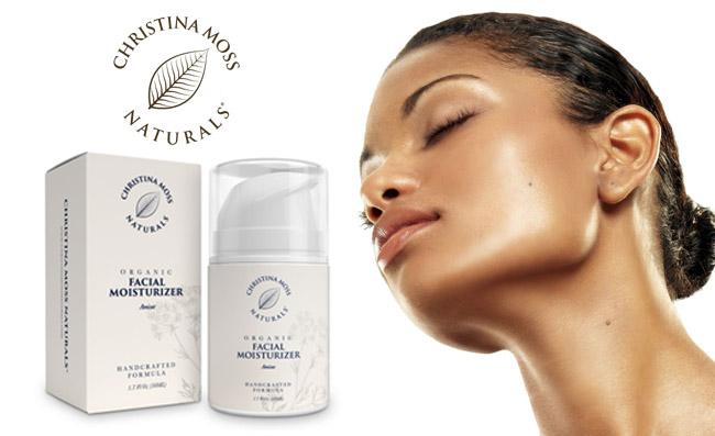 Facial Moisturizer for black skin by Christina Moss Review