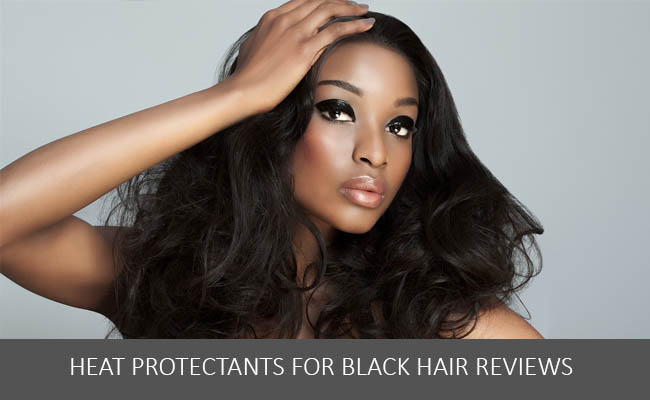 Heat Protectants for Black Hair reviews