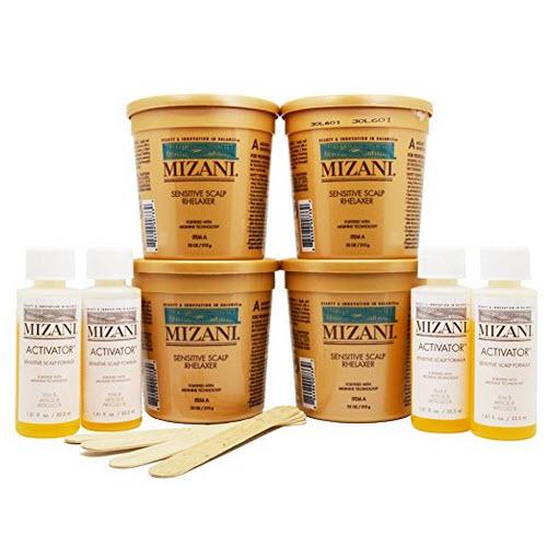 Mizani Relaxer Kit for Unisex