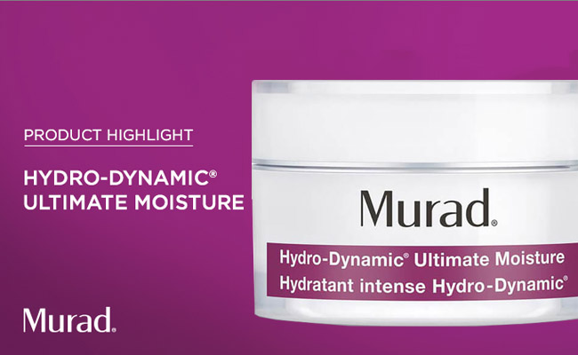 Murad Hydro Dynamic Ultimate Moisture Review