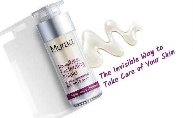 Murad Invisiblur Perfecting SPF30 Review