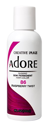 Adore Creative Image Hair Color #86 Raspberry Twist