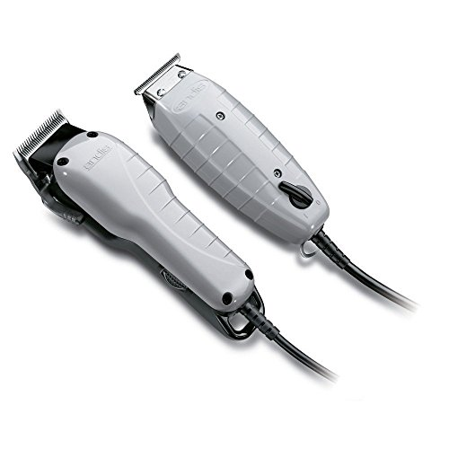 ANDIS Professional Barber Combo Adjustable Clipper with Trimmer CL-6632 review